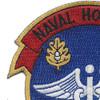 U.S. Naval Hospital Cherry Point, North Carolina Patch | Upper Left Quadrant