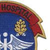 U.S. Naval Hospital Cherry Point, North Carolina Patch | Upper Right Quadrant