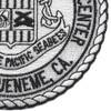 US Naval Construction Battalion Center Port Hueneme, Ca Patch | Lower Right Quadrant