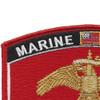 U.S.M.C. MARSOC Patch | Upper Left Quadrant