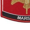 U.S.M.C. MARSOC Patch | Lower Left Quadrant