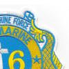 Submarine Squadron 6 Patch | Upper Right Quadrant