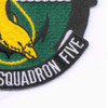 Submarine Squadron 5 Patch | Lower Right Quadrant