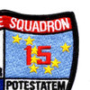 Submarine Squadron 15 Patch | Upper Right Quadrant