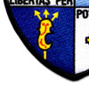Submarine Squadron 15 Patch | Lower Left Quadrant