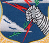 Strategic Air Command Banner Patch | Center Detail