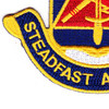 STB 4th Brigade, 10th Mount. Div. Patch   Lower Left Quadrant