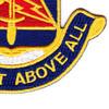 STB 4th Brigade, 10th Mount. Div. Patch   Lower Right Quadrant