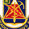 STB 4th Brigade, 10th Mount. Div. Patch   Center Detail