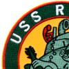 SSR-269 USS Rasher Patch - Version B   Upper Left Quadrant