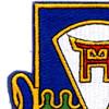 511th Airborne Infantry Regiment Patch | Upper Left Quadrant