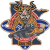 SSN-783 USS Minnesota Patch