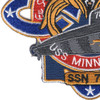 SSN-783 USS Minnesota Patch | Lower Left Quadrant