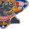 SSN-783 USS Minnesota Patch | Lower Right Quadrant