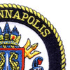 SSN-760 USS Annapolis Patch   Upper Right Quadrant