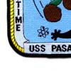 SSN-752 USS Pasadena Patch | Lower Left Quadrant