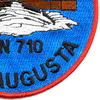SSN-710 USS Augusta Patch   Lower Right Quadrant