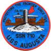 SSN-710 USS Augusta Patch