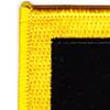 509th Airborne Infantry Regiment Battalion Patch Flash | Upper Left Quadrant