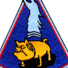 354th Tactical Fighter Squadron Patch | Center Detail