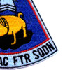 354th Tactical Fighter Squadron Patch | Lower Right Quadrant
