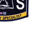 Submarine Administration Rating Culinary Specialist Patch | Lower Right Quadrant