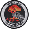 Strategic Communications Patch Hook And Loop