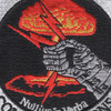 Strategic Communications Patch Hook And Loop   Center Detail