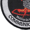 Strategic Communications Patch Hook And Loop | Lower Left Quadrant