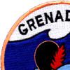 SS-525 USS Grenadier Patch | Upper Left Quadrant