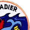 SS-525 USS Grenadier Patch | Upper Right Quadrant