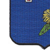 353rd Infantry Regiment Patch | Lower Left Quadrant