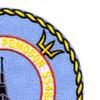 SS-486 USS Pomodon Patch - Version A   Upper Right Quadrant