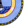 SS-486 USS Pomodon Patch - Version A   Lower Right Quadrant
