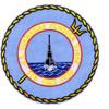 SS-486 USS Pomodon Patch - Version A