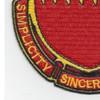 353rd Field Artillery Battalion Patch | Lower Left Quadrant