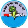 SS-191 USS Sculpin Patch