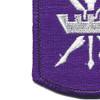 353rd Civil Affairs Brigade Patch | Lower Left Quadrant