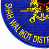 Special Warfare Group 2 Patch Shah Wal Ikot District Afghanistan | Lower Left Quadrant