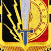 Special Troops Battalion, 2nd Brigade, 1st Cavalry Division Patch | Center Detail