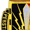Special Troops Battalion, 2nd Brigade, 1st Cavalry Division Patch | Upper Left Quadrant