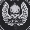 Special Operations Terminal Attack Controller Patch | Center Detail