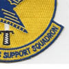 352nd Operations Support Squadron Patch | Lower Right Quadrant