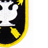 Special Forces Warfare School Flash Patch   Lower Right Quadrant