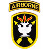 Special Forces Warfare School Flash Patch