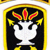 Special Forces Warfare School Flash Patch   Center Detail