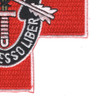 Special Forces Group Medic Red Cross Patch De Oppresso Liber | Lower Right Quadrant
