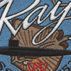 SSN-653 USS Ray Patch | Center Detail
