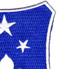 351st Infantry Regiment Patch | Upper Right Quadrant