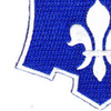 351st Infantry Regiment Patch | Lower Left Quadrant